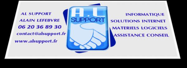 AL SUPPORT Solutions Internet Extranet